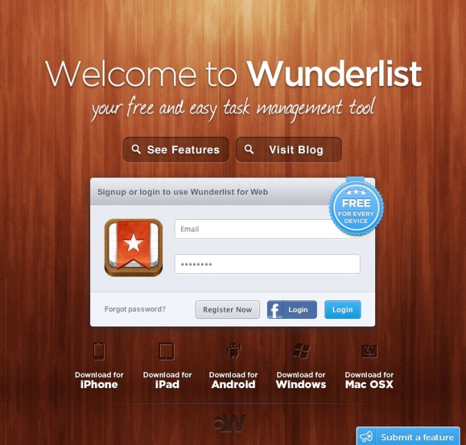 Wunderlist | Task Management At Its Best (20111111)